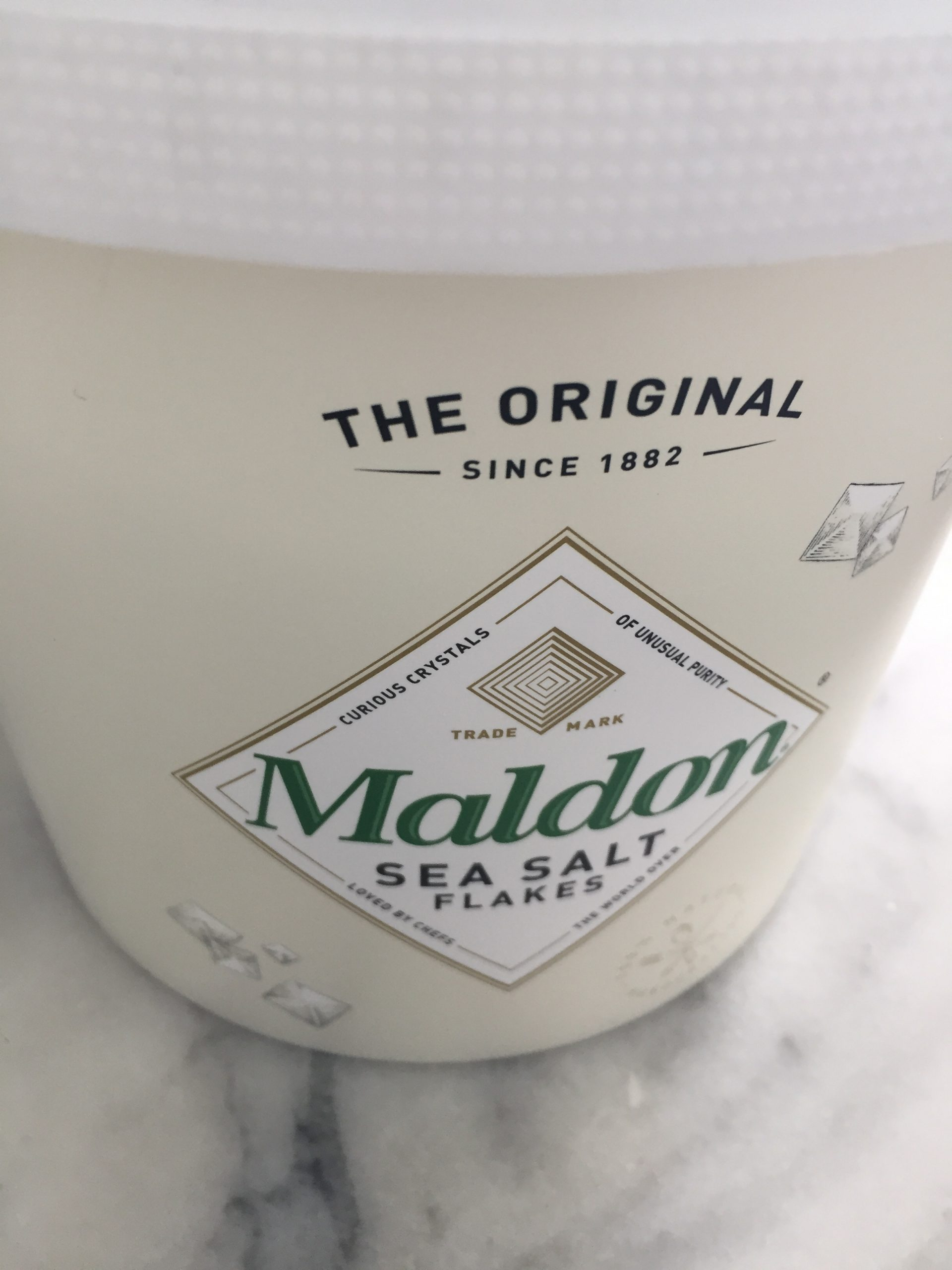 Maldon Sea Salt 1.4 Kilo Tubs